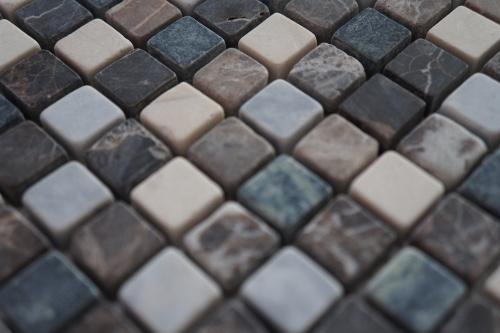 Mozaiek tegel marmer 30x30cm M665-30 Topmozaiek24