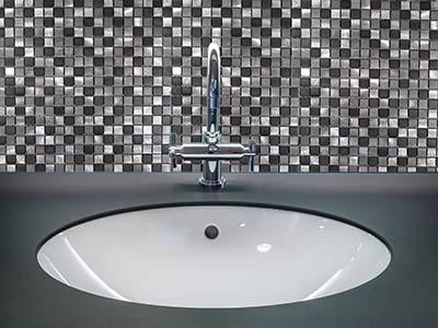 10. M800 - Badezimmer Vorderansicht