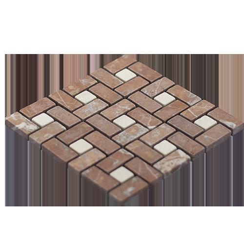 15. M524 - 15x15 Draufsicht Diagonale