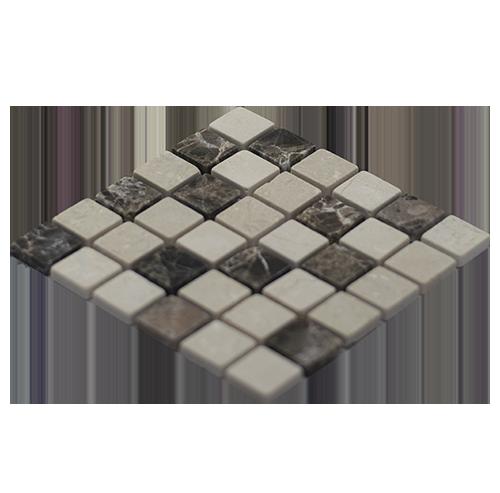 17. M528 - 15x15 Draufsicht Diagonale