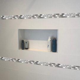 B801 - Badezimmer Streifen