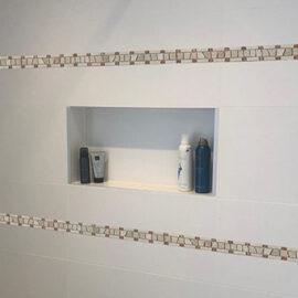 B500 - Badezimmer Streifen