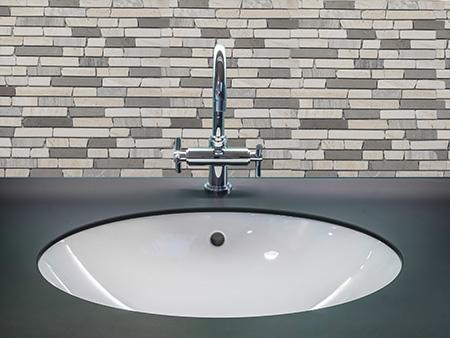 M032 - Badezimmer Vorderansicht
