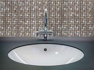 3. M519 - Badezimmer vorderansicht