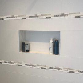 B019 - Badezimmer Streifen