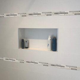 B031- Badezimmer Streifen