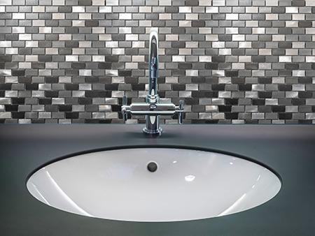 M801 - Badezimmer Vorderansicht