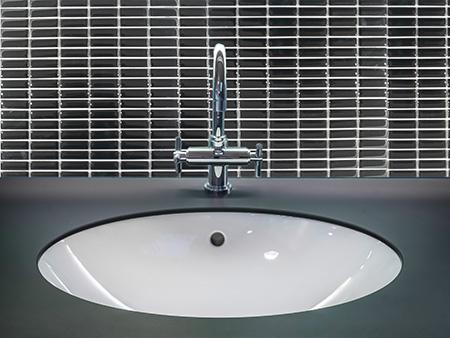 M035 - Badezimmer Vorderansicht