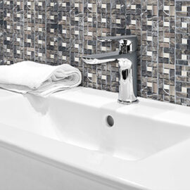 6 m518 Streifen Badezimmer