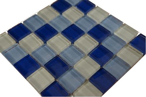 Mozaiek tegels glas 15x15cm M222-15 Topmozaiek24