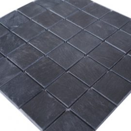 Mozaiek tegels leisteen 30x30cm M040 Topmozaiek24