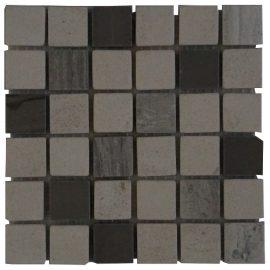 Mozaiek tegels marmer 15x15cm M033 Topmozaiek24