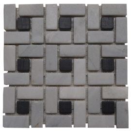 Mozaiek tegels marmer 15x15cm M512-15 Topmozaiek24