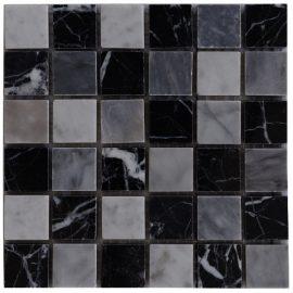Mozaiek tegels marmer 15x15cm M661-15 Topmozaiek24