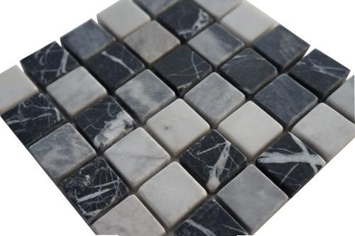 Mozaiek tegel marmer 15x15cm M662-15 Topmozaiek24