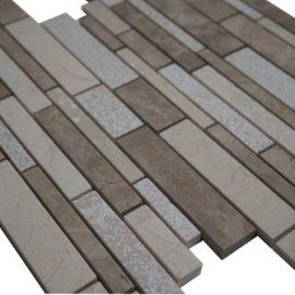 Mozaiek tegel marmer 30x30cm M036 Topmozaiek24