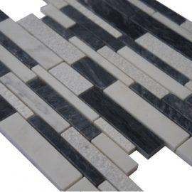 Mozaiek tegel marmer 30x30cm M037 Topmozaiek24