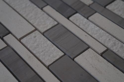 Mozaiek tegel marmer 30x30cm M038 Topmozaiek24