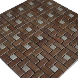 Mozaiek tegels marmer 30x30cm M525-30 Topmozaiek24