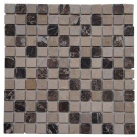 Mozaiek tegels marmer 30x30cm M528-30 Topmozaiek24