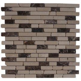 Mozaiek tegels marmer 30x30cm M613-30(1) Topmozaiek24