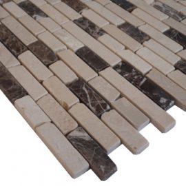 Mozaiek tegels marmer 30x30cm M613-30 Topmozaiek24