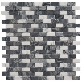 Mozaiek tegel marmer 30x30cm M617-30(1) Topmozaiek24