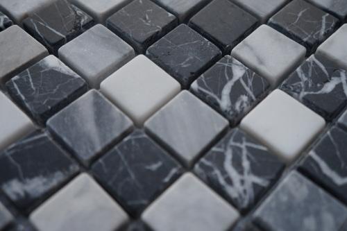 Mozaiek tegel marmer 30x30cm M662-30 Topmozaiek24