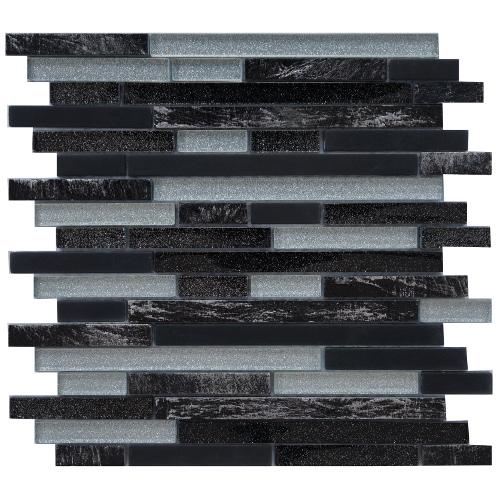 Mozaiek tegels marmer glas 30x30cm M632 Topmozaiek24