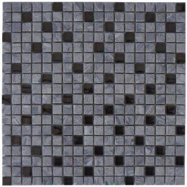 Mozaiek tegel marmer glas 30x30cm M670 Topmozaiek24