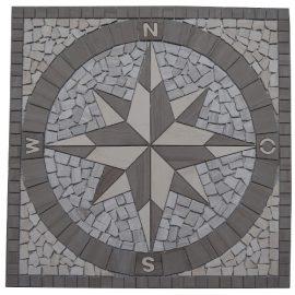 Mozaiek tegels medallion 045(1) Topmozaiek24