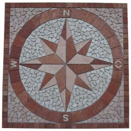 Mozaiek tegels medallion 047(1) Topmozaiek24