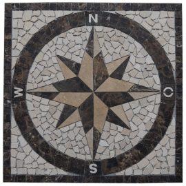 Mozaiek tegels medallion 048(1) Topmozaiek24