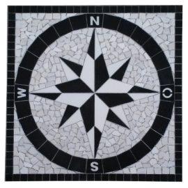 Mozaiek tegels medallion 049(1) Topmozaiek24
