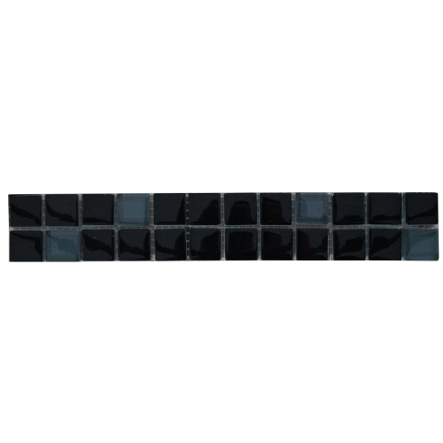 Mozaiek tegelstrip glas 5x30cm B220 Topmoziaek24