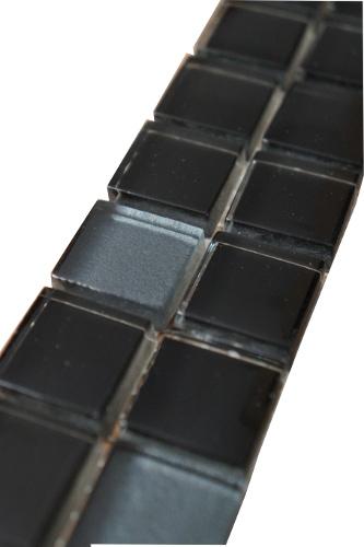Mozaiek tegelstrip glas 5x30cm B220 Topmozaiek24