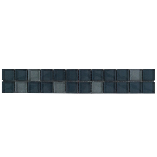 Mozaiek tegelstrip glas 5x30cm B221 Topmozaiek24