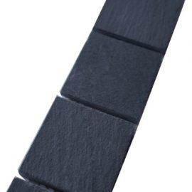 Mozaiek tegelstrip leisteen 5x30cm B040 Topmozaiek24