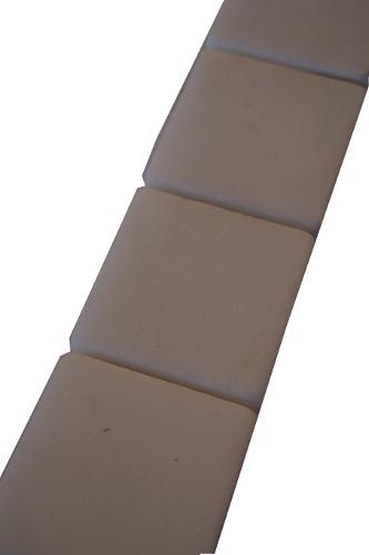 Mozaiek tegelstrip marmer 5x30cm B110 Topmozaiek24