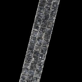 11. Blue Pearl 1,5 - Streifen Diagonale