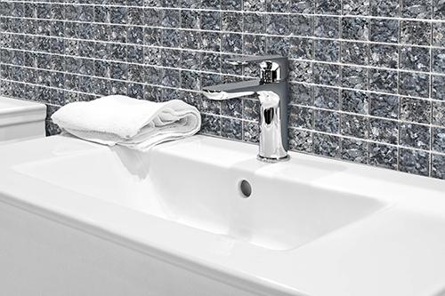 8 Streifen Badezimmer new