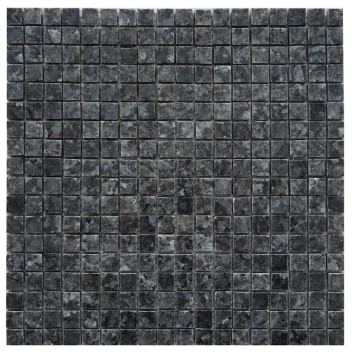 Mozaiek tegel graniet 30x30cm Blue Pearl M044-30 Topmozaiek24