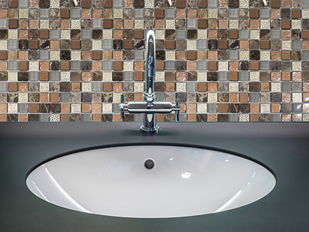 M187 - Badezimmer Vorderansicht