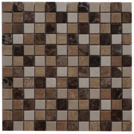 Mozaiek tegel marmer 30x30cm M571-30(1) Topmozaiek24
