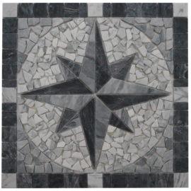 Mozaiek tegels medallion voor keuken en badkamer