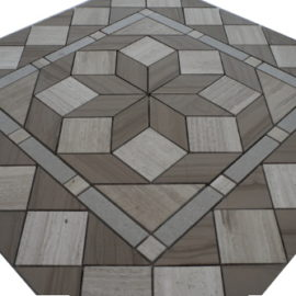 Mozaiek tegels medallion 60x60cm 51109 Topmozaiek24