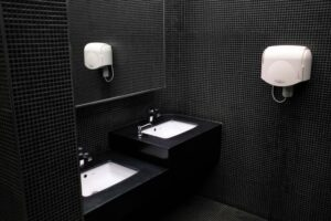 Badezimmer Mosaik