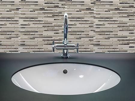 M016 - Badezimmer Vorderansicht